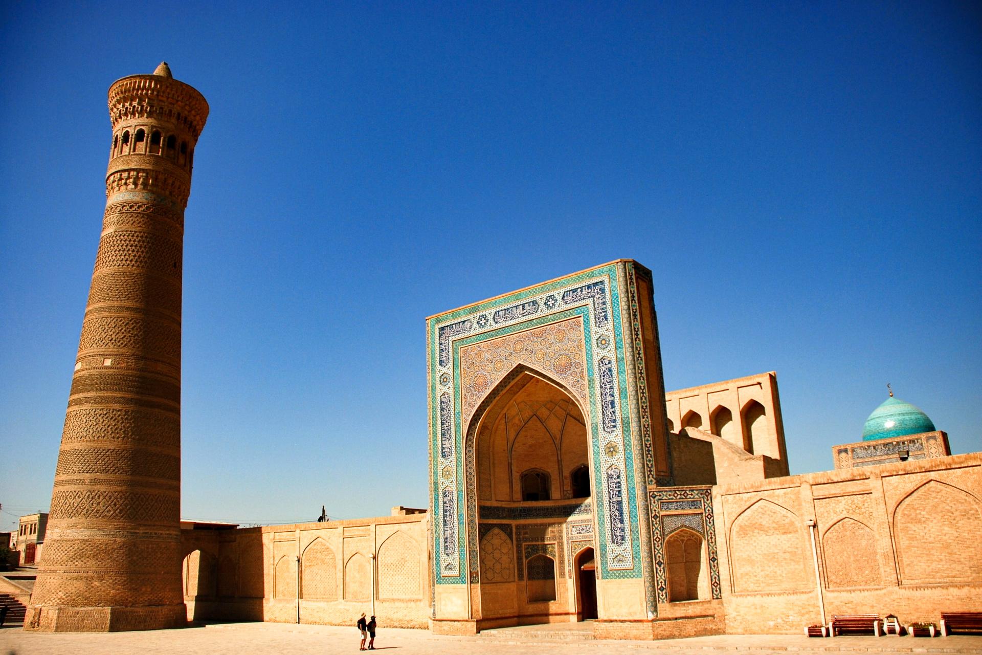 bukhara-mosque