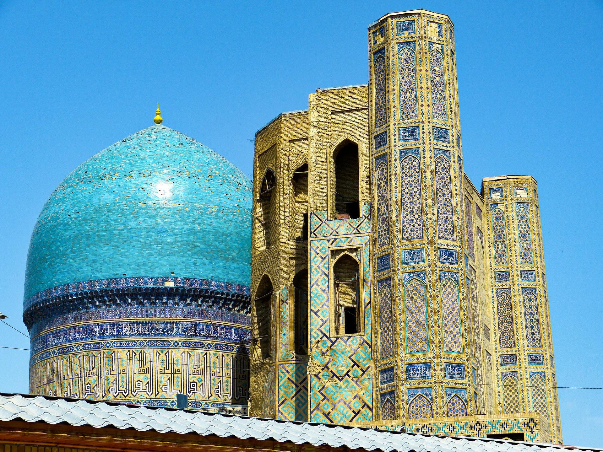 samarkand-mosque
