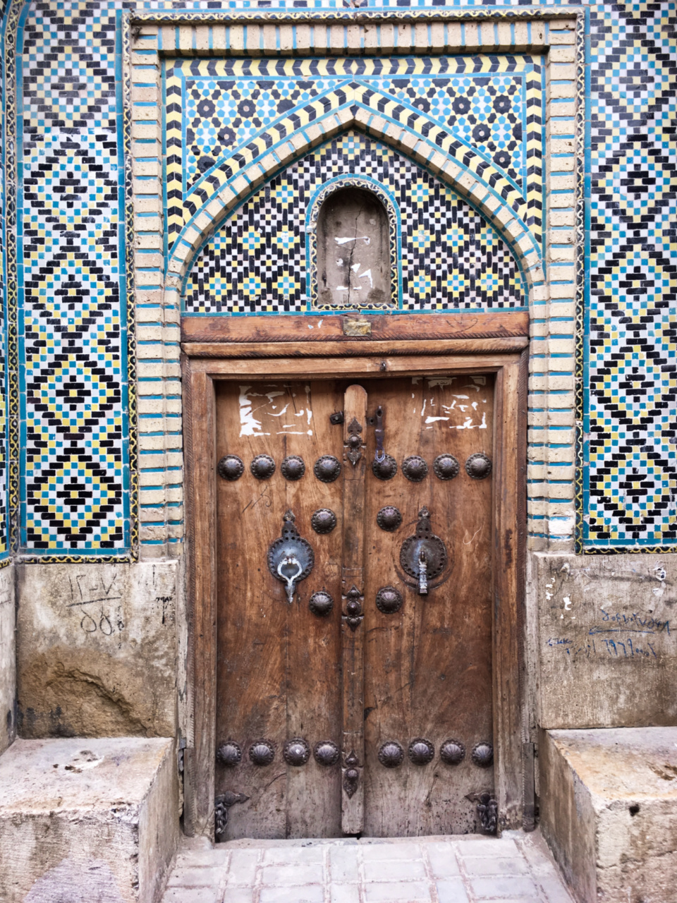 Gate-in-Shiraz