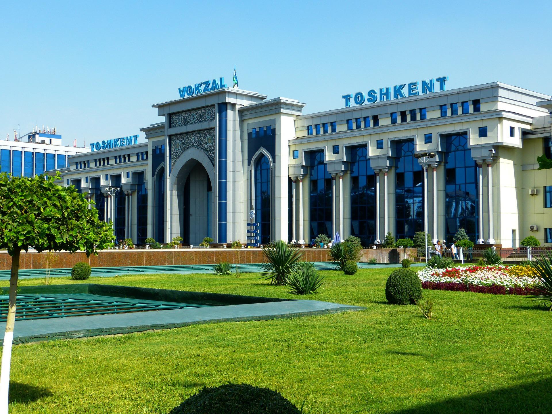 Tashkent-Station